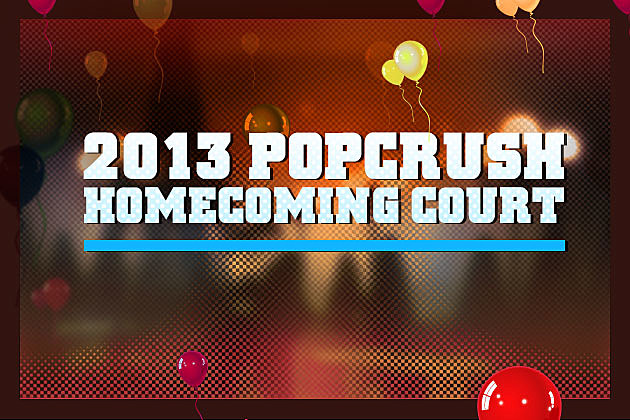 2013 PopCrush Homecoming Court