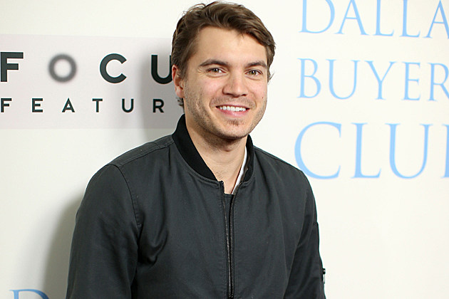 Emile Hirsch BEVERLY HILLS, CA - OCTOBER 17: Actor Emile Hirsch attends Focus Features' 'Dallas Buyers Club' premiere at the Academy of Motion Picture Arts and Sciences on October 17, 2013 in Beverly Hills, California. (Photo by Alberto E. Rodriguez/Getty Images)