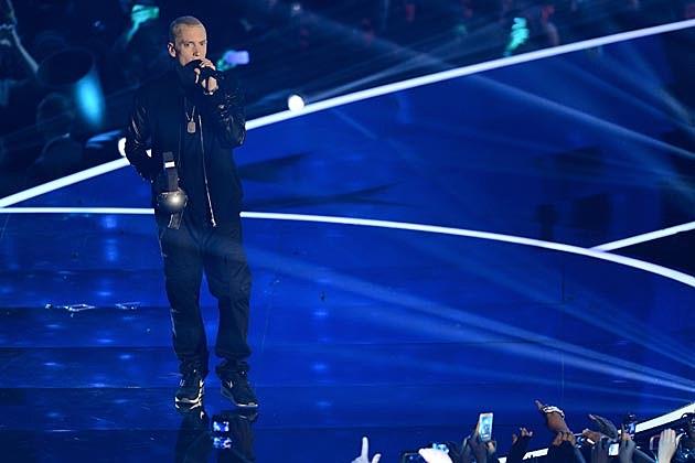 Eminem EMAs