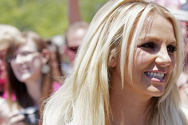 Britney Spears' Best Smiles
