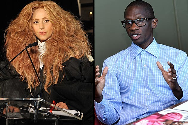 Gaga Troy Carter
