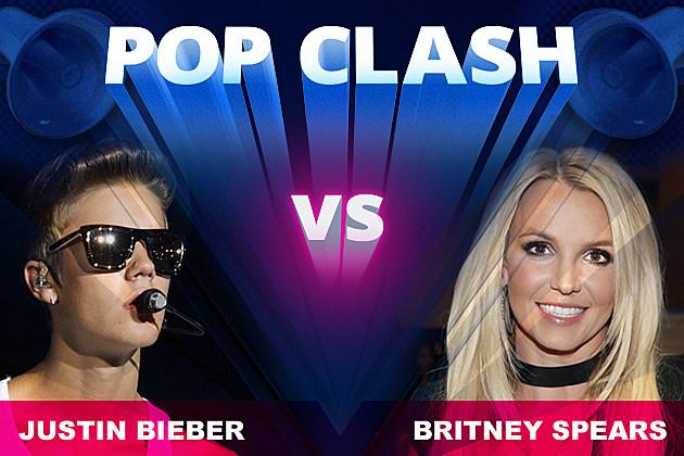 Justin Bieber Britney Spears