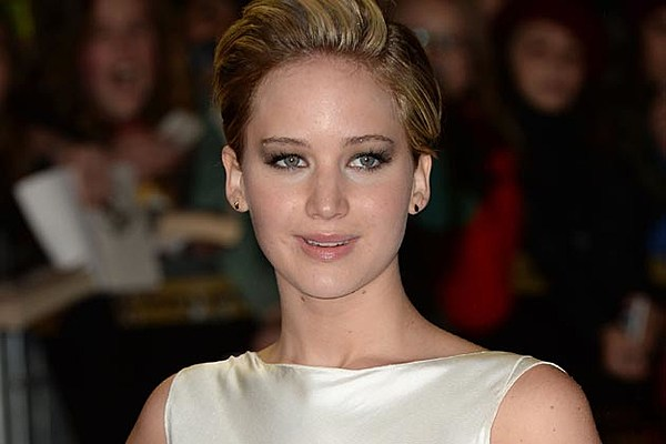 Jennifer Lawrence Dazzles in Dior at U.K. 'The Hunger Games: Catching Fire' Premiere [PHOT