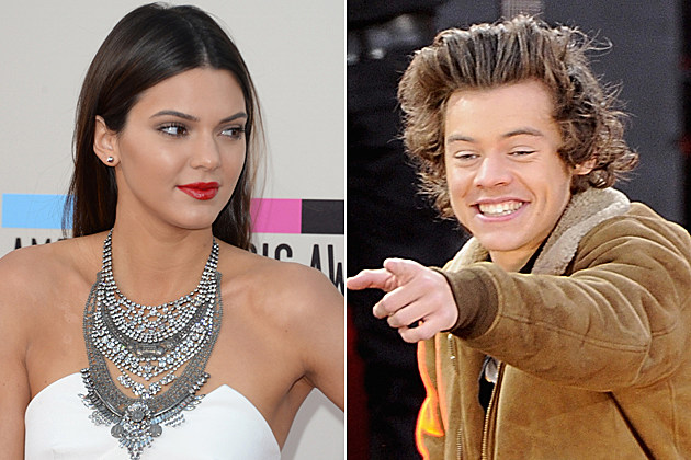 Harry styles officially dating kendall jenner