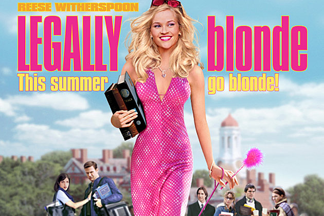 Image result for Legally Blonde (2001)