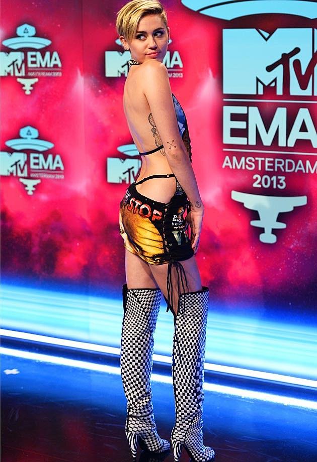 Miley Cyrus Tupac