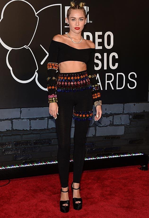 Miley VMAs
