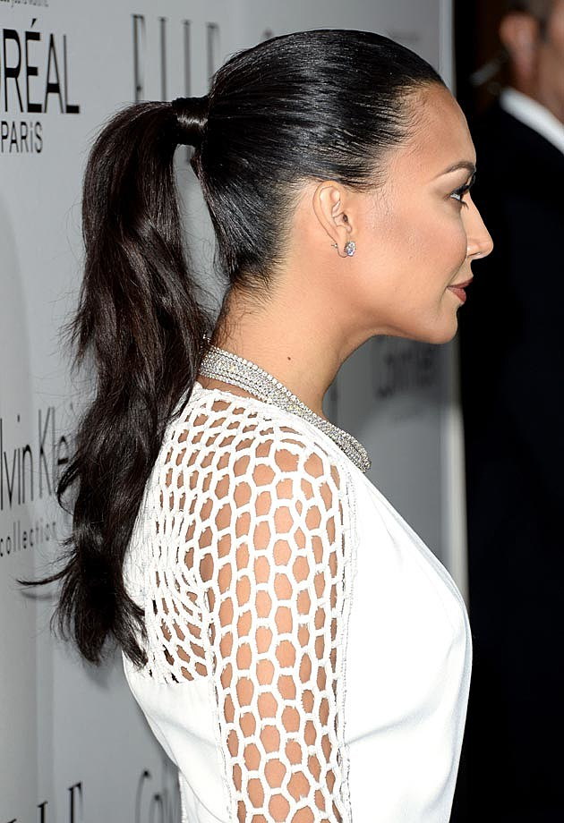 Naya Rivera Long Hair