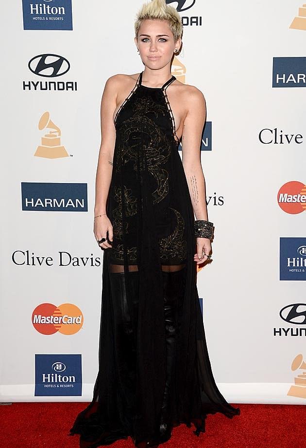 Miley Cyrus Pucci