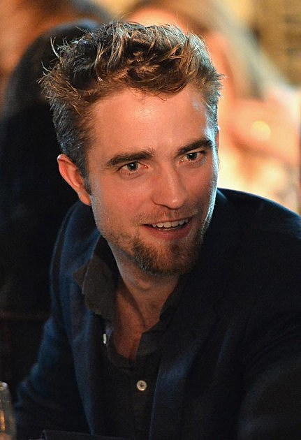 Robert Pattinson Goatee