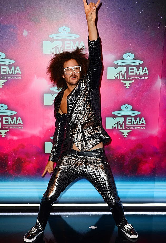 Red Foo 2013 EMAs