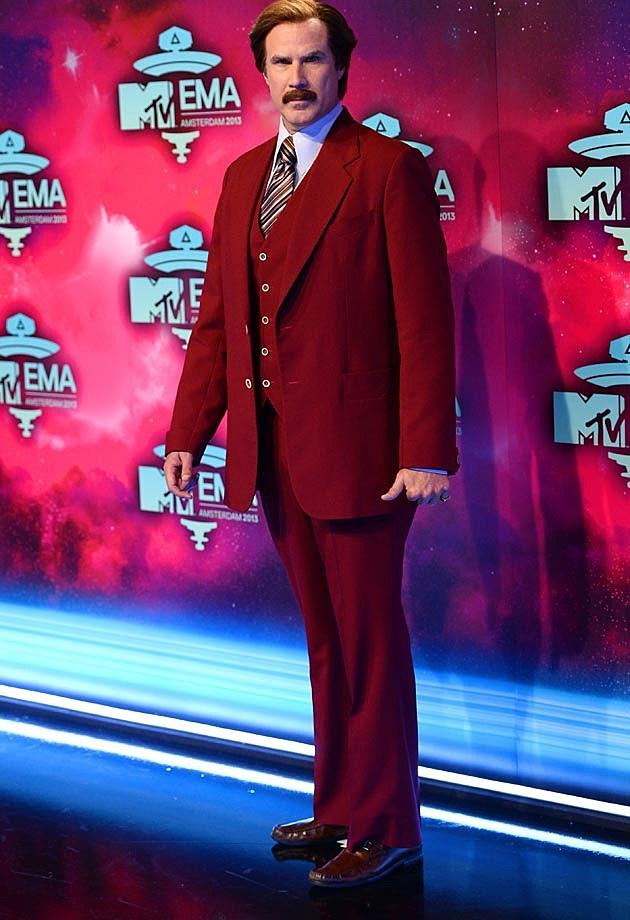 Will Ferrell EMAs 2013