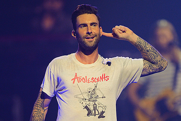 adam levine reportedly to be named people�s sexiest man