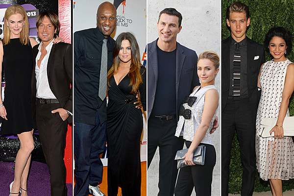 Celebrity Couples With Height Differences (PHOTOS ...