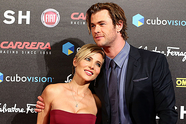 Chris Hemsworth + Wife Elsa Pataky Expecting 2nd Child