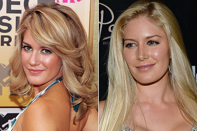 heidi montag nose job before after NEW YORK - AUGUST 31: Television personality Heidi Montag attends the 2006 MTV Video Music Awards at Radio City Music Hall August 31, 2006 in New York City. (Photo by Bryan Bedder/Getty Images) / LAS VEGAS, NV - AUGUST 31: Television personality Heidi Montag arrives at the Crazy Horse III Gentlemen's Club to celebrate Spencer Pratt's 30th birthday on August 31, 2013 in Las Vegas, Nevada. (Photo by Ethan Miller/Getty Images)