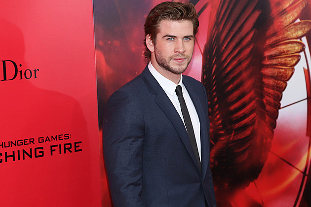 NEW YORK, NY - NOVEMBER 20: Liam Hemsworth attends a special screening of 'The Hunger Games: Catching Fire' on November 20, 2013 in New York City. (Photo by Rob Kim/Getty Images)