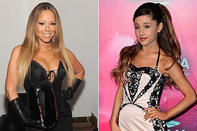 Mariah Carey, Ariana Grande