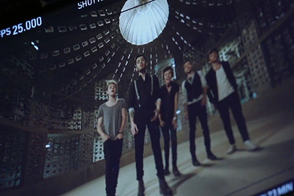 Go Behind the Scenes of One Direction's 'Story of My Life' Video
