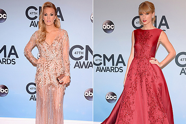 Carrie Underwood, Taylor Swift