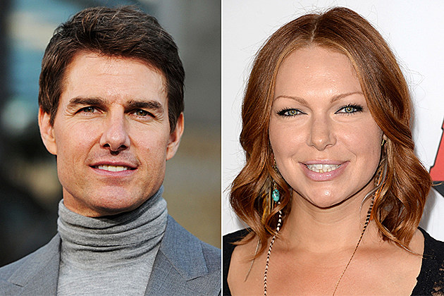 Are Tom Cruise + Laura Prepon Dating?