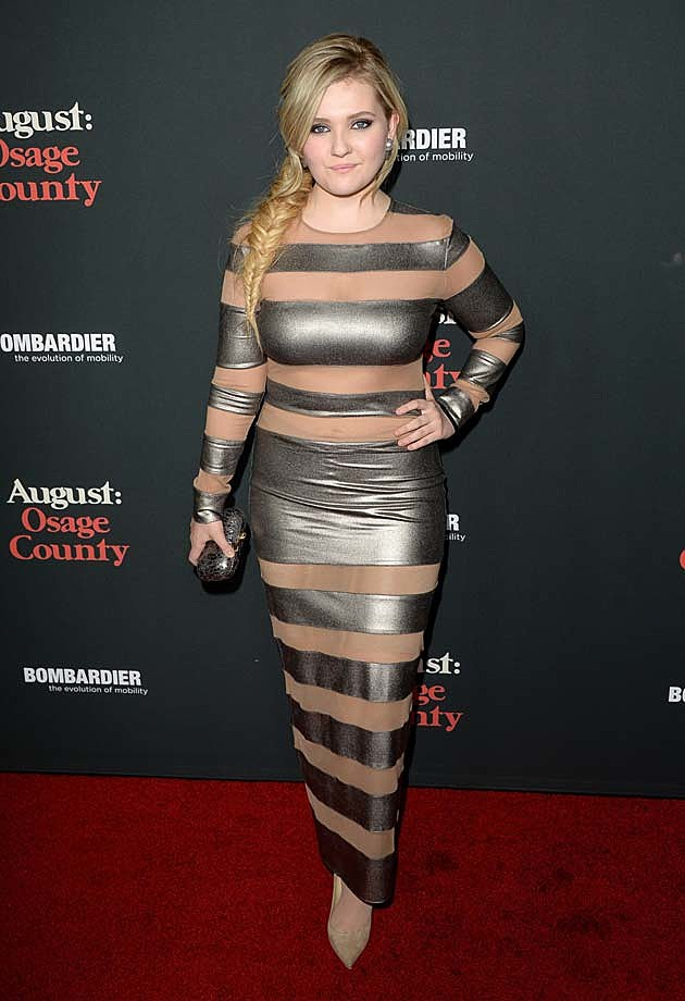 Abigail breslin 2013 the call bra