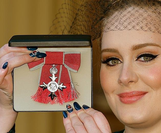 Adele MBE