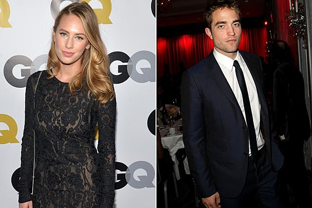 Dylan Penn Rob Pattinson
