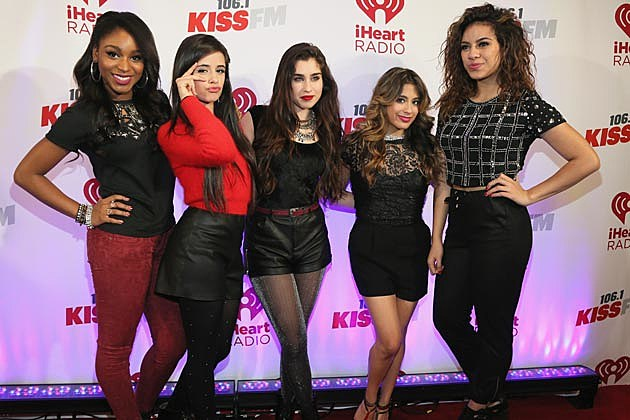 Fifth Harmong Jingle Ball