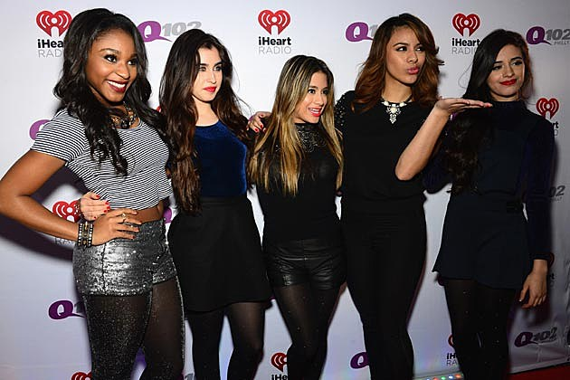 Fifth Harmony Jingle Ball