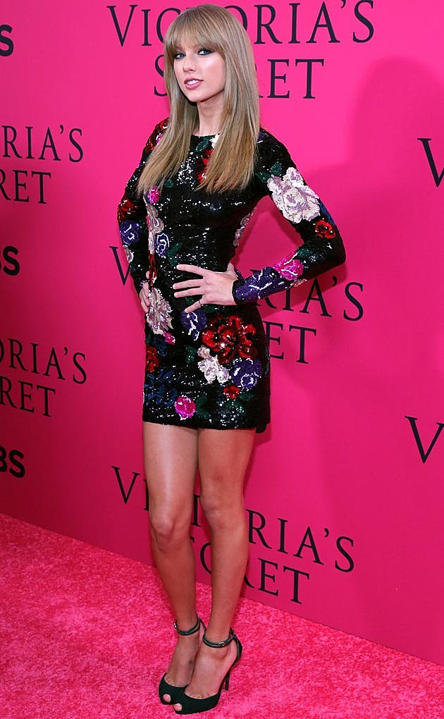 Taylor Swift Floral