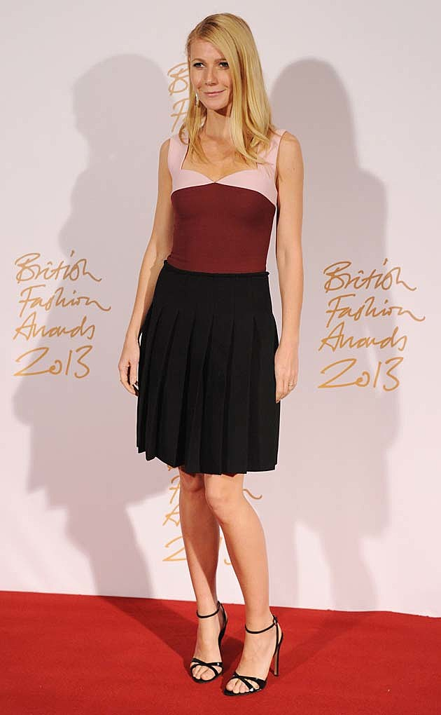 Gwyneth Paltrow 2013 British Fashion Awards