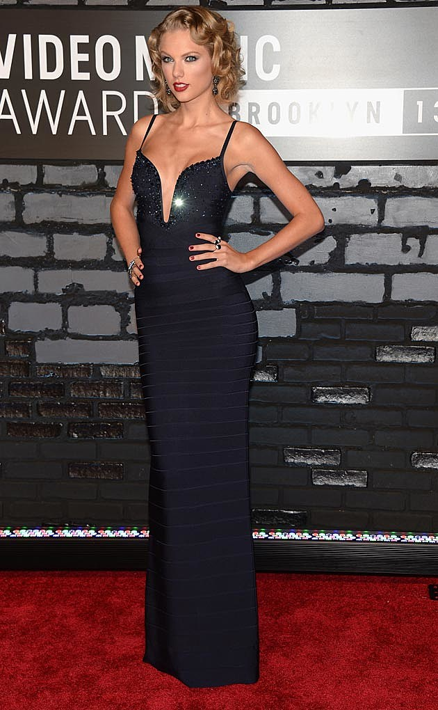 Taylor Swift Herve Leger