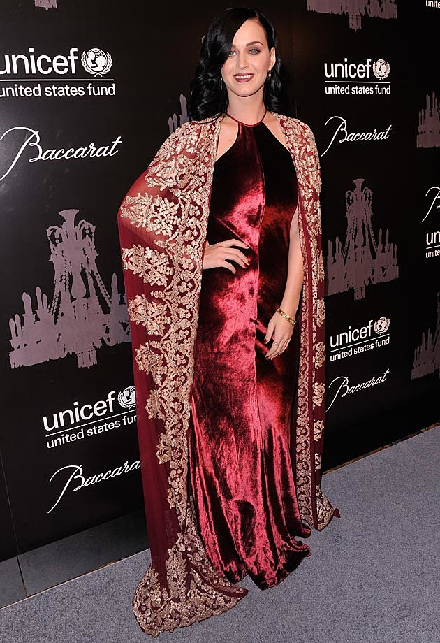 Katy Perry Unicef Ball Naaem Khan