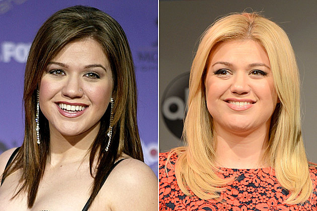 Kelly Clarkson Then And Now Then + Now: 'American ...