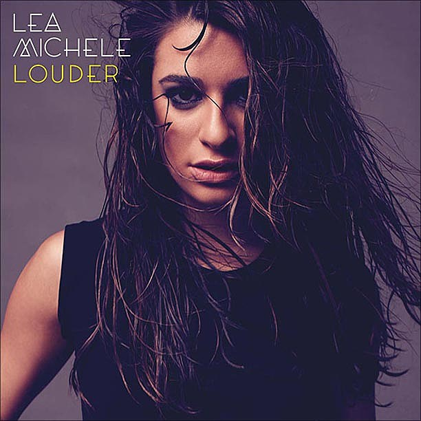 LeaMichele Hear Preview of Lea Micheles Cannonball, See Her Louder Track Listing + Cover