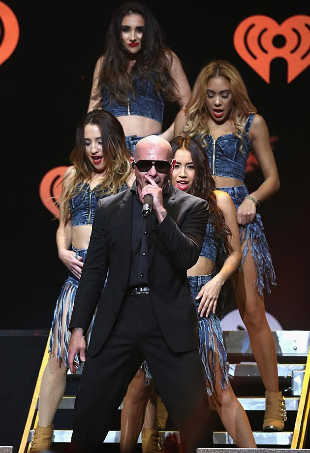 Pitbull Jingle Ball Philly
