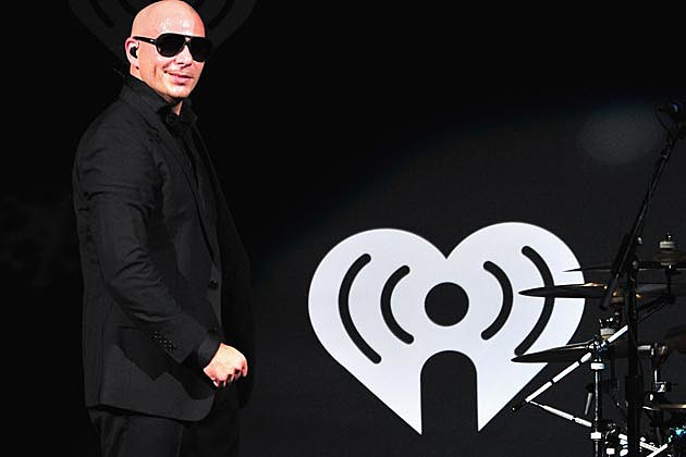 Pitbull Jingle Ball