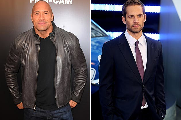 Rock Paul Walker
