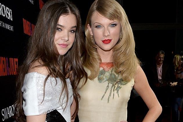 Taylor Swift Hailee Steinfeld