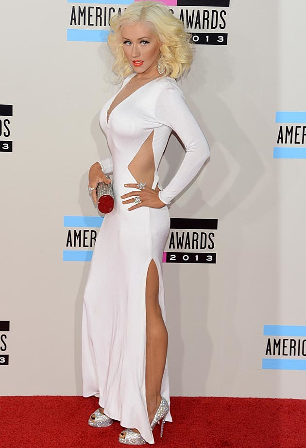 Christina Aguilera Post Weight Loss