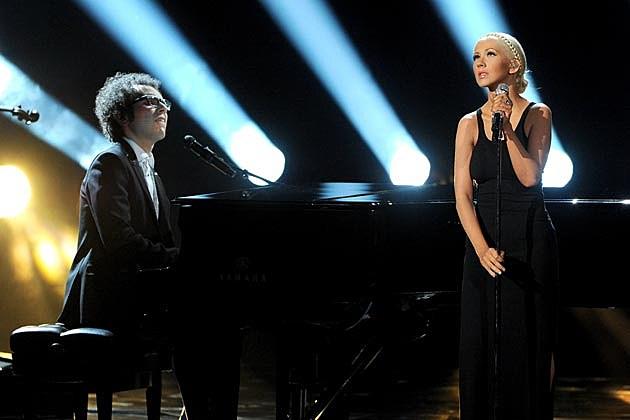 Christina Aguilera A Great Big World