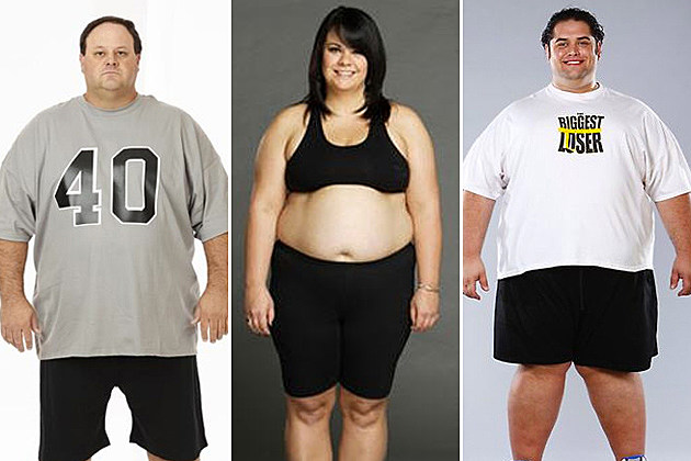 Biggest Loser Winners