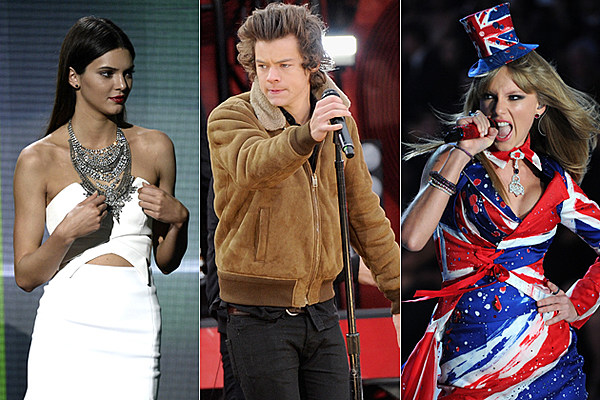 is taylor swift dating harry styles from one direction Harry styles and one direction harry's longest and most publicised relationship was with taylor swift, who he started dating around the same time as the.