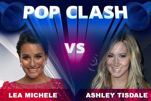 Lea Michele Ashley Tisdale