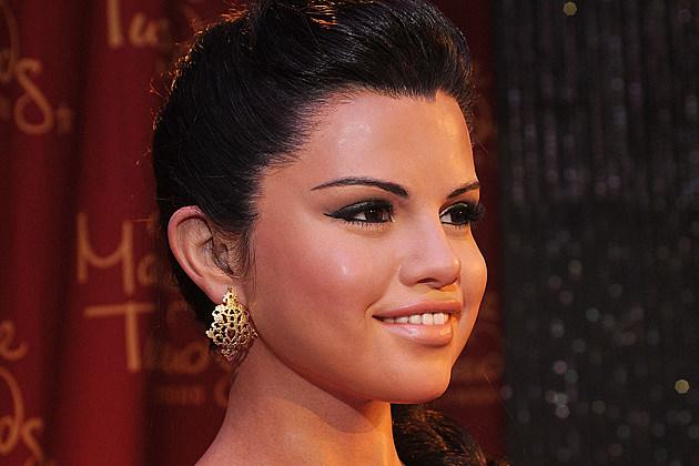 Selena Gomez Wax Figure