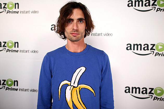 HOLLYWOOD, CA - NOVEMBER 06: Actor/singer Tyson Ritter attends the Amazon Studios Launch Party to celebrate the premieres of their 1st original series' 'Alpha House' and 'Betas' at Boulevard3 on November 6, 2013 in Hollywood, California. (Photo by Christopher Polk/Getty Images for Amazon Studios)
