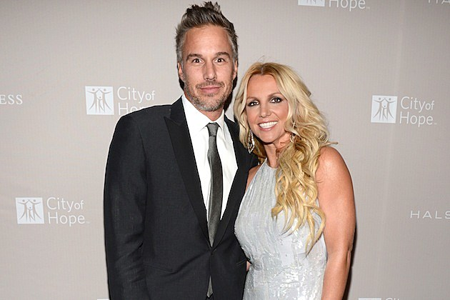 Jason Trawick Britney Spears
