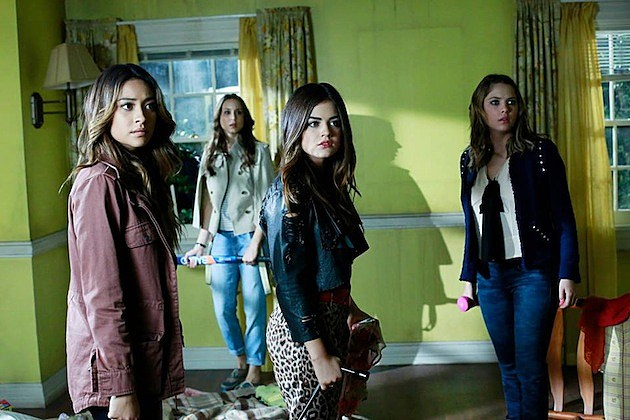 Pretty Little Liars 4x16