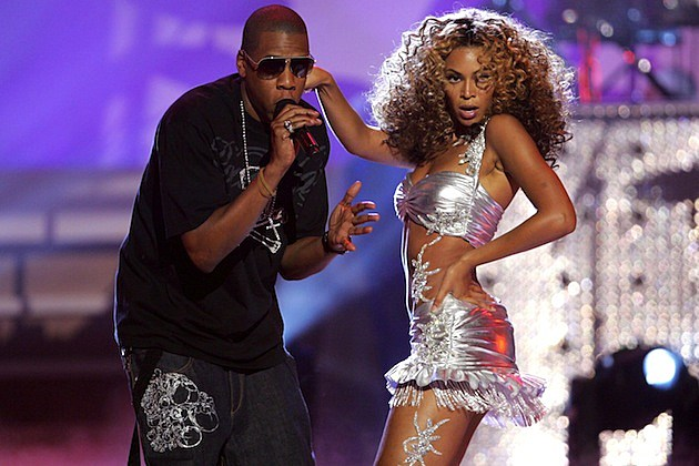 Jay Z And Beyonce 2014 Grammys